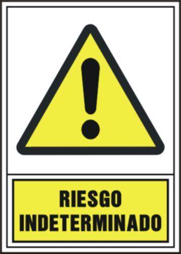 Señales de advertencia de peligro