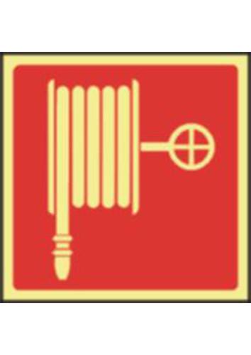 Señales de equipos contra incendios